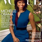 Michelle Obama is American Vogue's April cover star