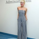 Miley Cyrus goes bold in Chanel!