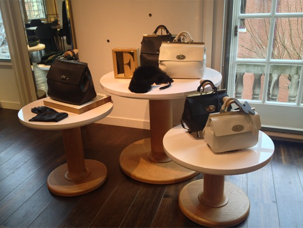 Highlights from the Mulberry AW13 press day