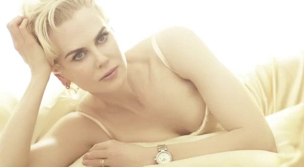 Nicole Kidman returns for OMEGA in Ladymatic ad campaign