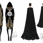 Riccardo Tisci creates custom Givenchy costumes for Rihanna's Diamonds tour