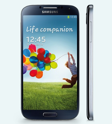 Five reasons why we're lusting after the Samsung Galaxy S4