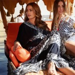 Yasmin and Amber Le Bon are the new faces of Monsoon!