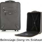 Balenciaga Carry-on Suitcase: Yay or Nay?
