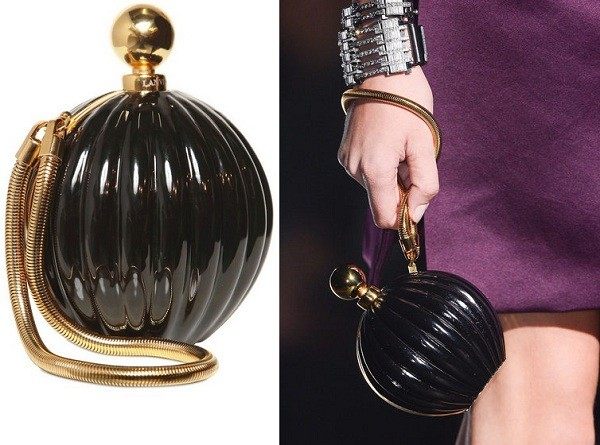 Lanvin Enamelled Resin Perfume Show Clutch: Yay or Nay?