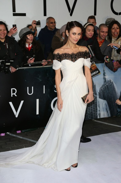 Olga Kurylenko scoops Best Dressed of the Week in Marchesa
