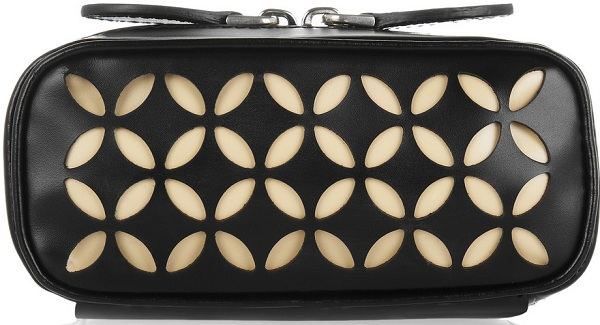 Alaïa laser-cut leather cosmetic case: Yay or Nay?