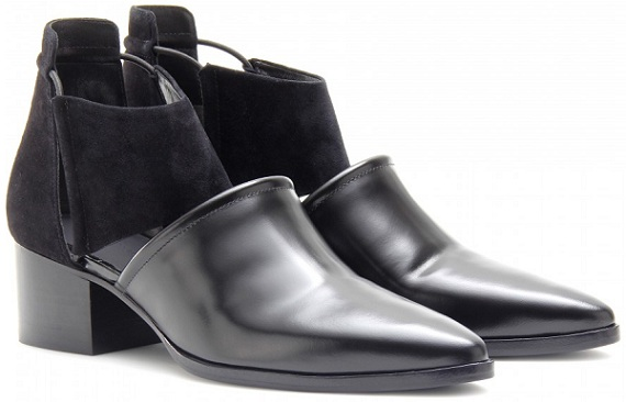 Alexander Wang Nadine Suede Ankle Boots: Yay or Nay?