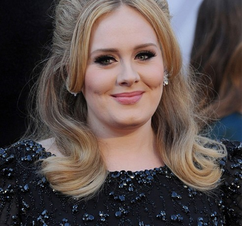 Adele to marry in Jenny Packham?