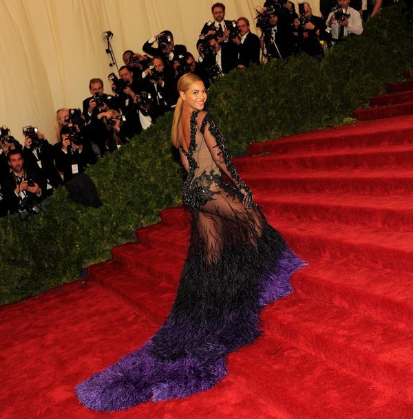 2013 Met Gala dresses available to buy the very next day?!