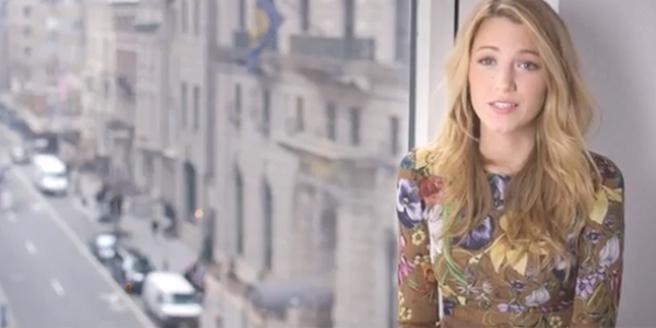 "Blake Lively, Katy Perry and more ""Chime for Justice, Health and Education"" in new Gucci vid"