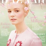 Carey Mulligan in Prada for Harper's Bazaar UK June