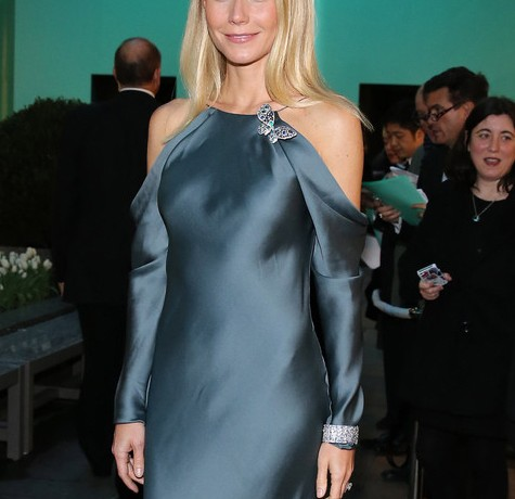Gwyneth Paltrow on how exercising has reduced her to tears…