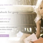 "Gwyneth Paltrow's clothing website accused of ""over-sexualising"" children"