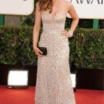 Isla Fisher apparently gets Jennifer Lawrence's red carpet cast-offs…