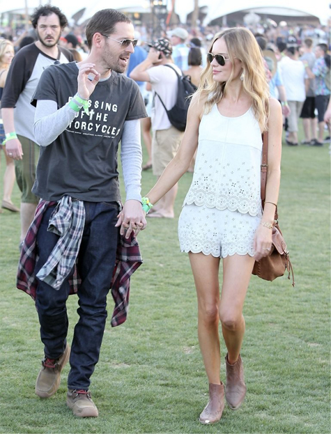 Kate Bosworth's Topshop festival collection