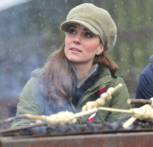 Kate Middleton trademarks her name for 'goods and services'