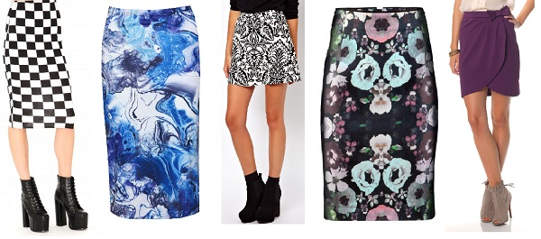 Casual Friday! 5 playful spring skirts for office to after work drinks under £20