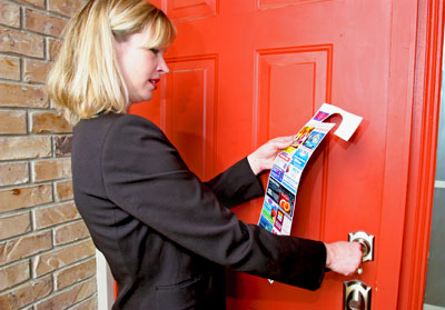 How door to door marketing can help your online fashion business