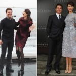 Olga Kurylenko gets it right twice in one day for Oblivion promo