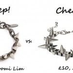 Steep vs. Cheap: Spike Bracelet