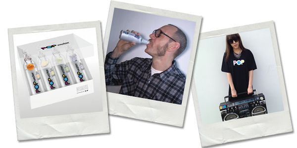 Watch Terry Richardson get his first taste of POPwater