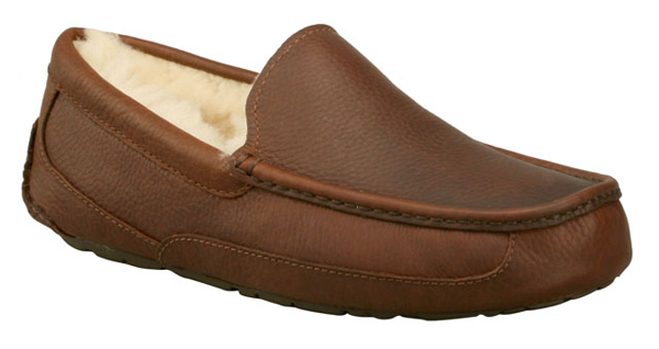 Treat him to… these UGG Ascot slippershoes