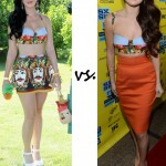 Katy Perry vs. Selena Gomez: Who wore Dolce & Gabbana better?