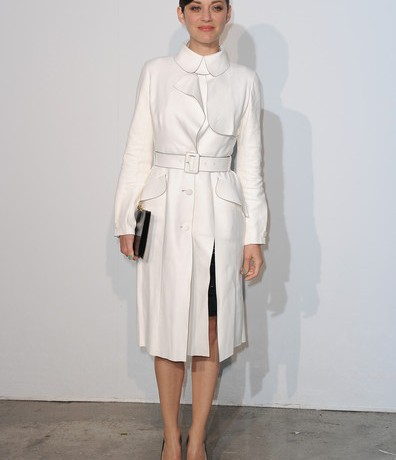 Marion Cotillard lands Best Dressed of the Week in Christian Dior