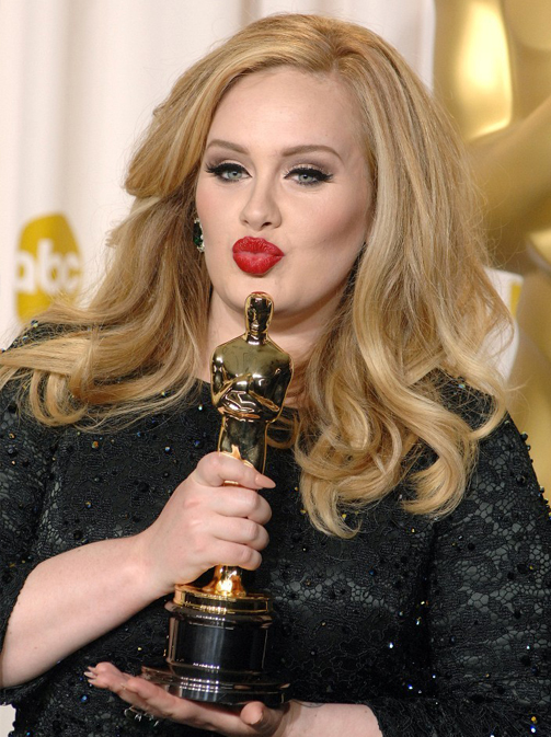 Adele's red carpet secrets and the real reason she wears black…