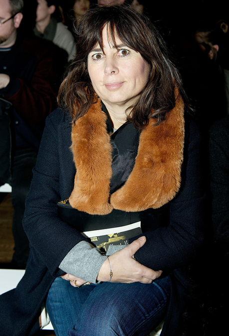 British Vogue ed Alexandra Shulman makes educational fashion fakery film
