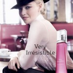 First look: Amanda Seyfried for Givenchy Very Irresistible