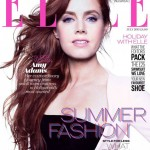 Amy Adams dazzles in Dior for Elle UK July