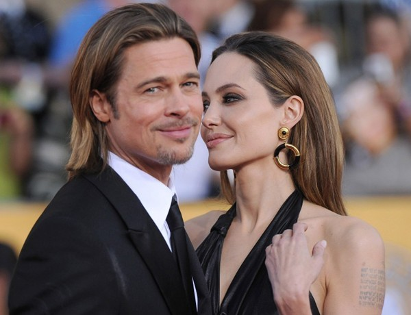 """I find Angie's choice heroic"" – Brad Pitt on Angelina Jolie's mastectomy"