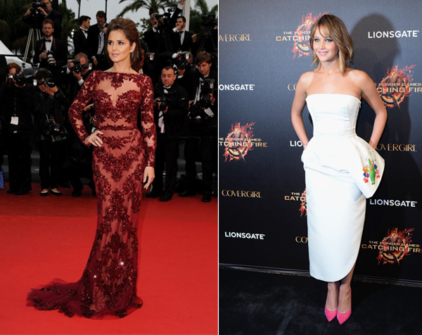 cannes-cheryl-cole-jennifer-lawrence