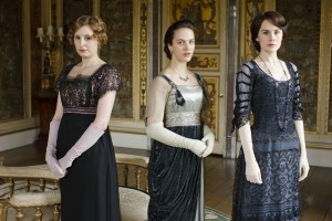 downton abbey clothing line