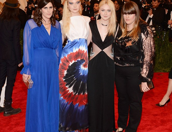 Elle and Dakota Fanning to collaborate with Rodarte?
