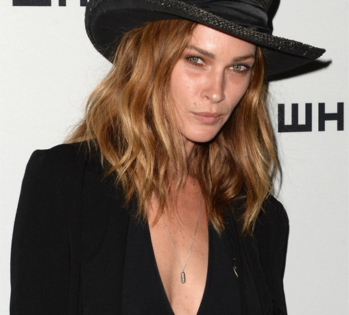 Victoria's Secret model Erin Wasson for Rihanna's Styled to Rock