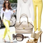 Get Eva Longoria's chic Coach summer look