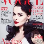 Helena Bonham Carter covers British Vogue's Ageless Style July issue