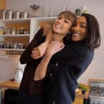 Karlie Kloss joins Jourdan Dunn in the Well Done with Jourdan Dunn kitchen
