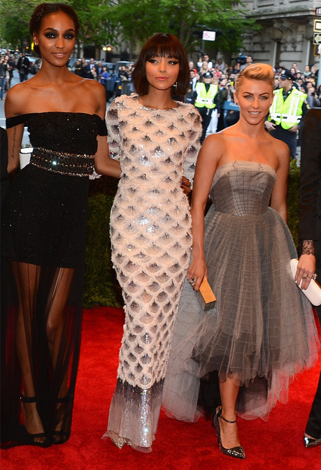 Topshop Met Gala dresses coming to a store near you….