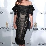 Julia Restoin Roitfeld embraces the dark side in Dolce and Gabbana