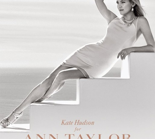 First look at Kate Hudson for Ann Taylor