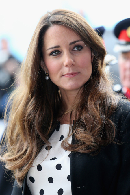 Kate Middleton crowned UK's hair icon!