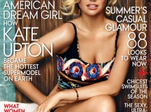 Kate Upton gets her Vogue US moment for June cover