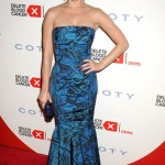 Katy Perry steals the show in figure-hugging Vera Wang
