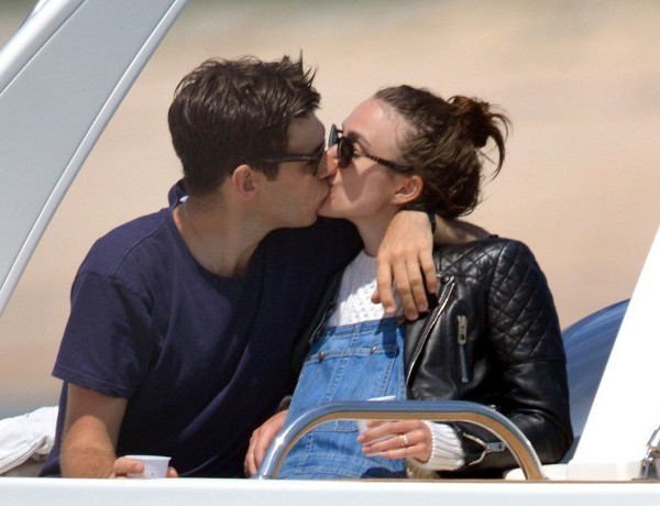 """I just fell in love with someone who happens to be amazing"" – James Righton on Keira Knightley"