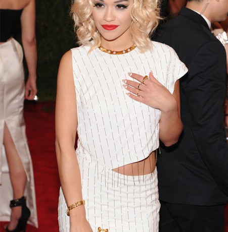 Rita Ora is the new £500K face of Material Girl