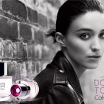 Rooney Mara for Calvin Klein's new Downtown fragrance